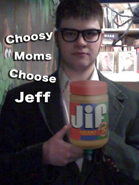 """Choosy Moms Choose Jeff"" by Elizabeth Walkup"